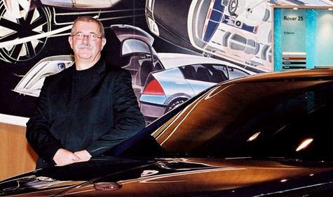 Peter Stevens (car designer) Peter Stevens Peter Stevens Design Wallpaper Magazine