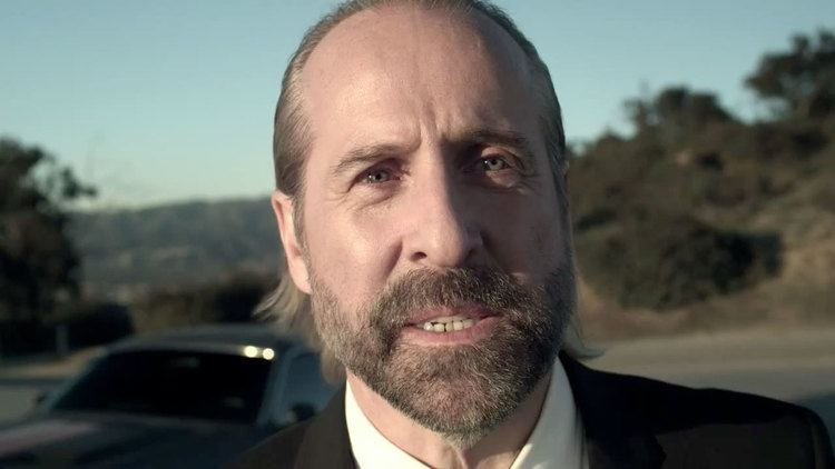 Peter Stormare Ad of the Day Peter Stormare Is the Replacer in