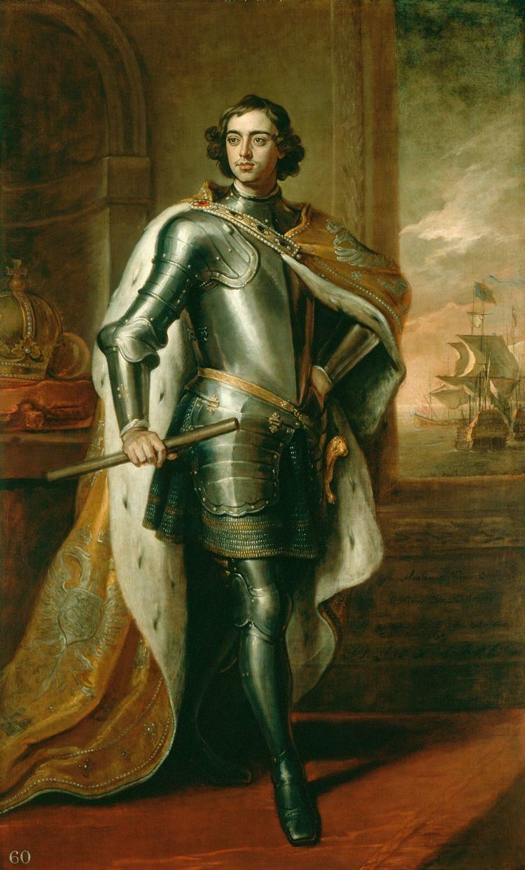Peter the Great Peter the Great Wikipedia the free encyclopedia