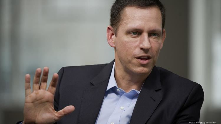 Peter Thiel Peter Thiel39s recipe for success isn39t for everyone which