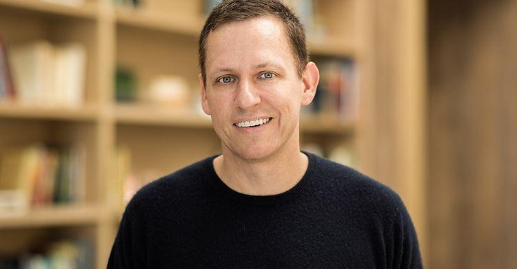 Peter Thiel Peter Thiel Founders Fund