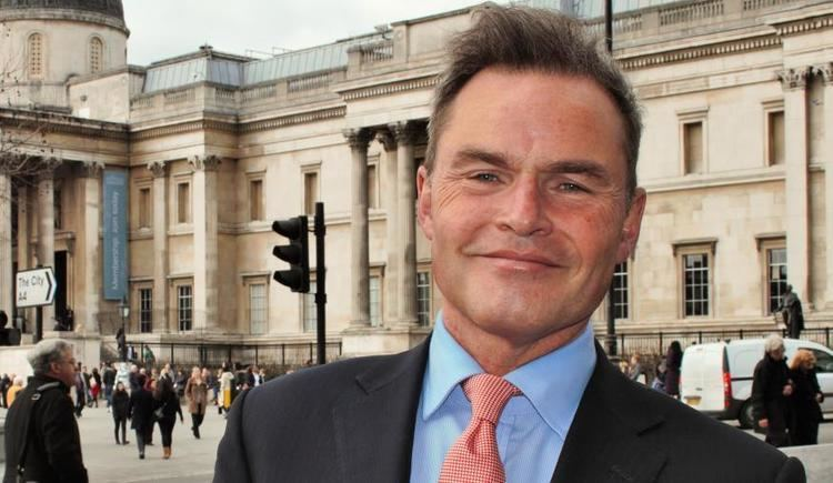 Peter Whittle Peter Whittle Chosen As UKIP Mayoral Candidate Londonist