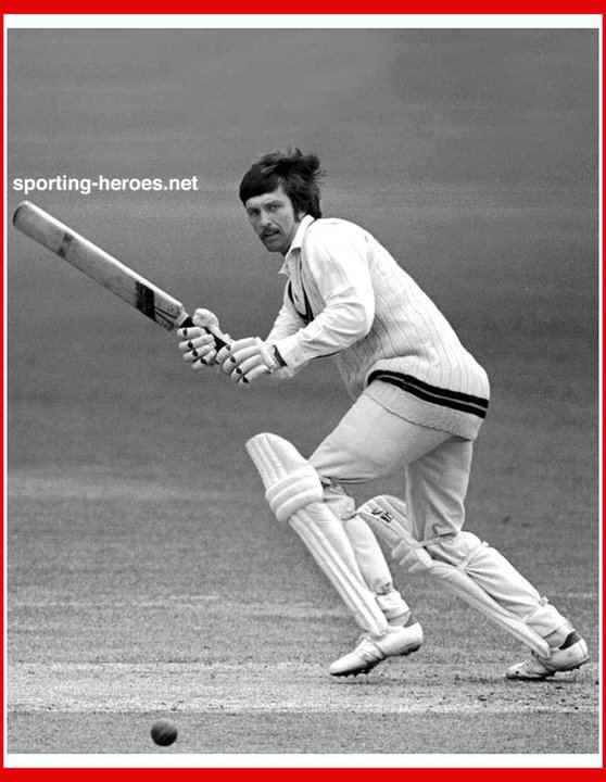 Peter WILLEY Cricket Test Record for England England