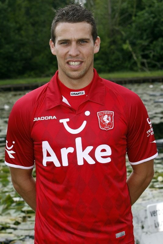 Peter Wisgerhof Peter Wisgerhof FC Twente PRO SHOTS