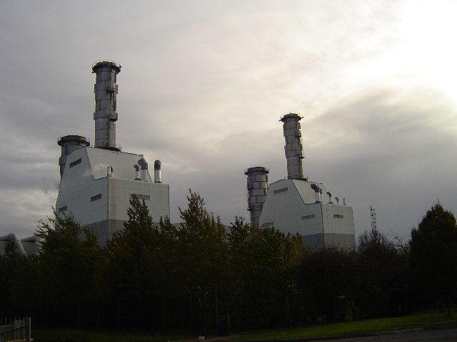 Peterborough Power Station