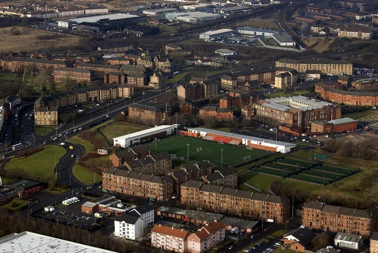 Petershill F.C. Petershill Park Glasgow Home to Petershill Football amp Ath Flickr
