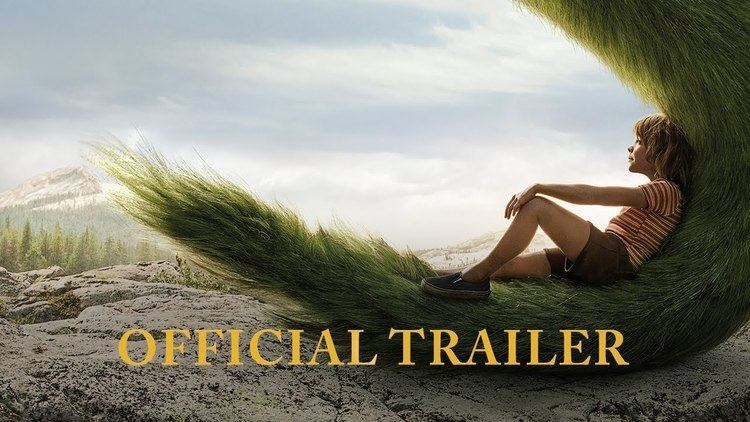 Pete's Dragon Petes Dragon Official US Trailer YouTube