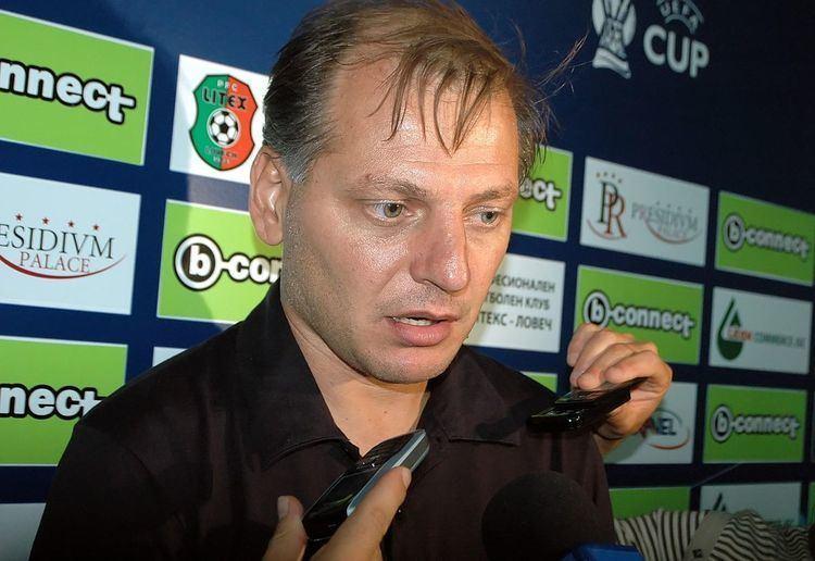 Petko Petkov (footballer) Petko Petkov football manager Wikipedia