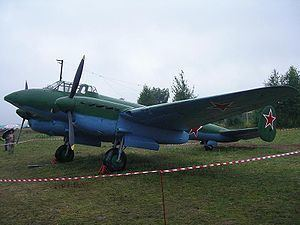 Petlyakov Pe-2 httpsuploadwikimediaorgwikipediacommonsthu