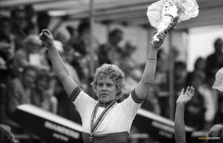 Petra de Bruin Former world champion Petra de Bruin speaks out about years of