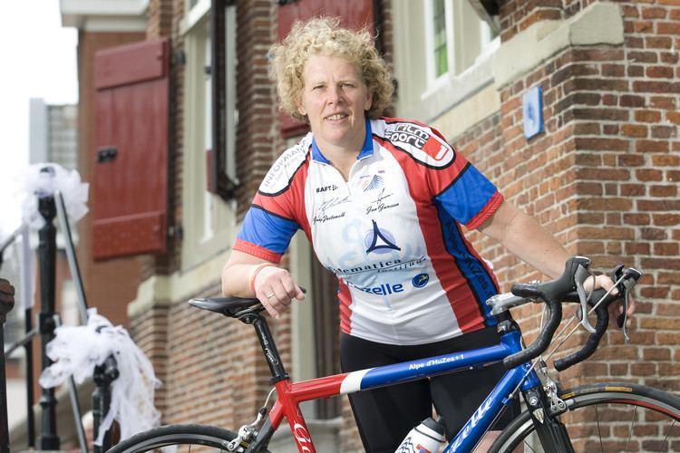 Petra de Bruin Oudwielrenster De Bruin Ben jarenlang misbruikt Wielrennen ADnl
