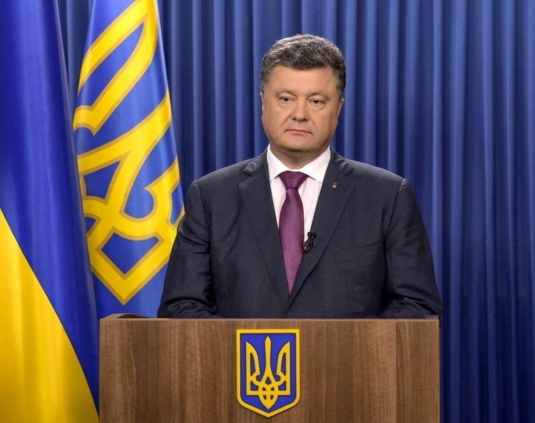 Petro Poroshenko Ukraines President Poroshenko Russia Has Invaded