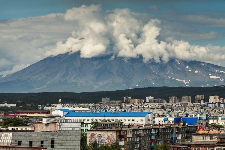 Petropavlovsk Kamchatsky in the past, History of Petropavlovsk Kamchatsky