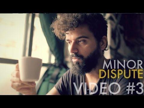 Petros Klampanis MINOR DISPUTE by Petros Klampanis Kickstarter video 3