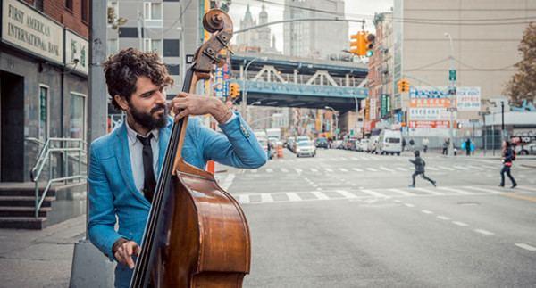 Petros Klampanis PetrosKlampanis California Jazz Conservatory