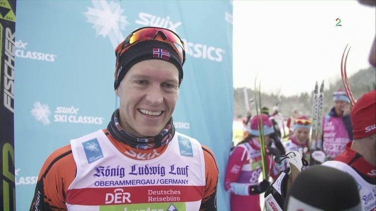 Petter Eliassen Petter Eliassen vant Knig Ludwig Lauf TV2no