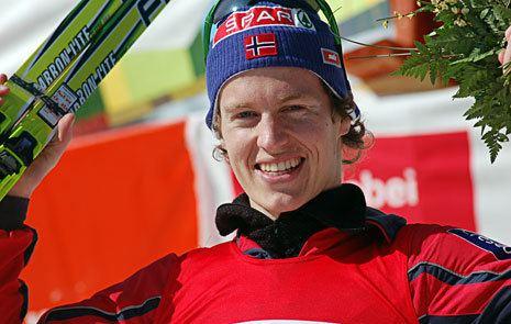 Petter Eliassen Bronse til Eliassen i U23 VM