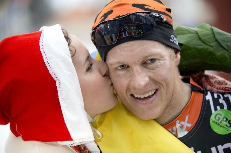 Petter Eliassen Petter Eliassen and Justyna Kowalczyk won Vasaloppet 2015