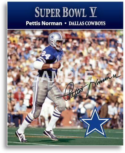 Pettis Norman Pettis Norman Super Bowl V photos