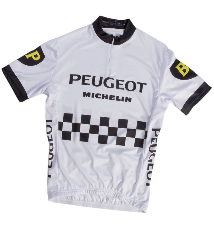 f27f602d5 Peugeot (cycling team) PEUGEOT CYCLING TOP SHORT SLEEVE