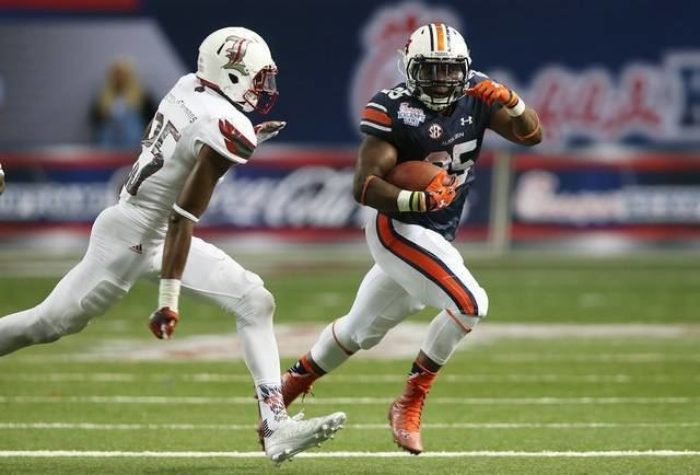 Peyton Barber Faith in RB Peyton Barber paying big dividends for Auburn