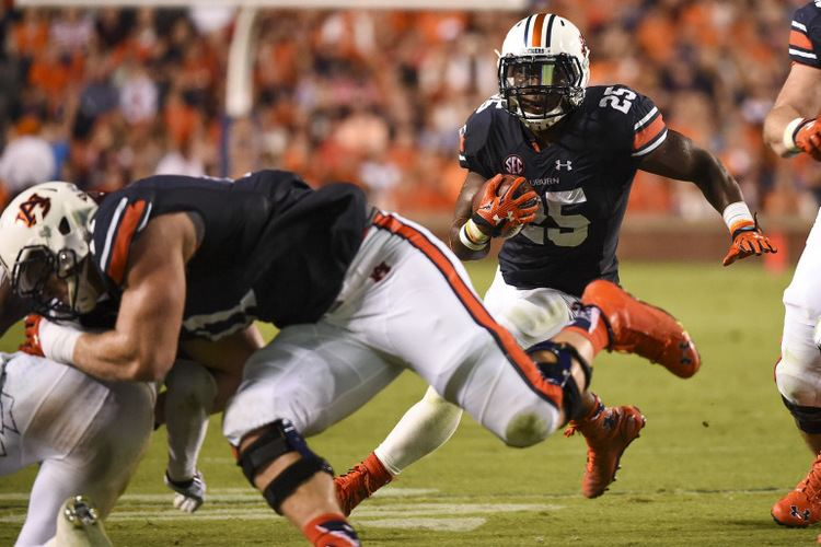 Peyton Barber Auburn39s change at quarterback doesn39t fix a team with