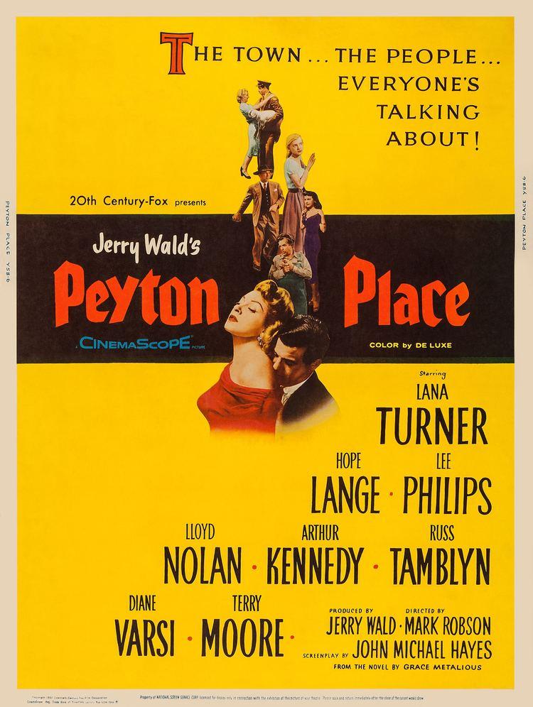 Peyton Place (film) Peyton Place