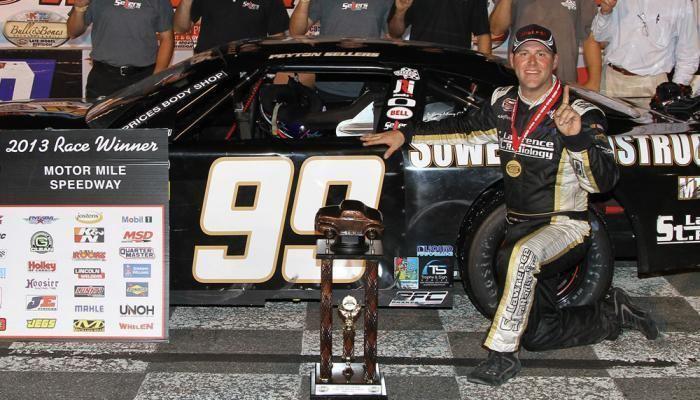 Peyton Sellers Champions Sellers Pulliam Split Wins NASCAR Home Tracks