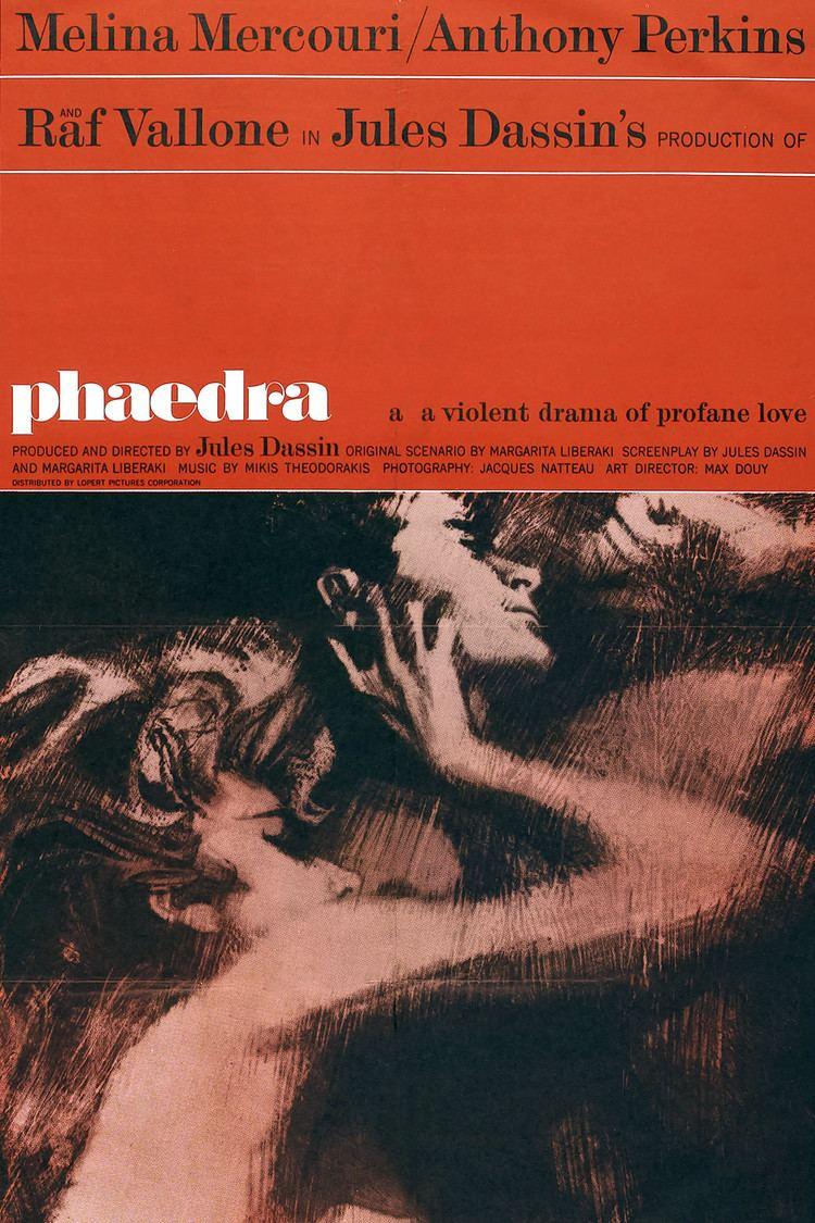 Phaedra (film) wwwgstaticcomtvthumbmovieposters10577p10577