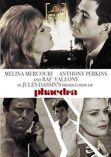 Phaedra (film) Amazoncom Phaedra Melina Mercouri Anthony Perkins Raf Vallone