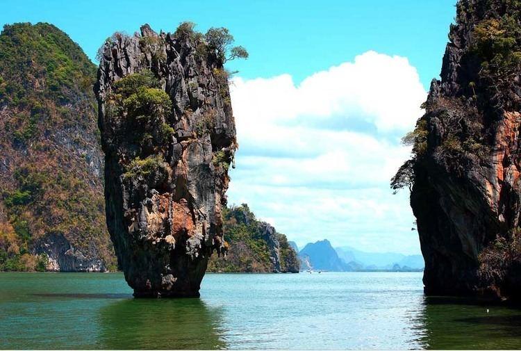 Phang Nga Province Tourist places in Phang Nga Province