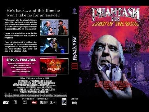 Phantasm III: Lord of the Dead Phantasm III Lord of the Dead 1994 Movie Review YouTube