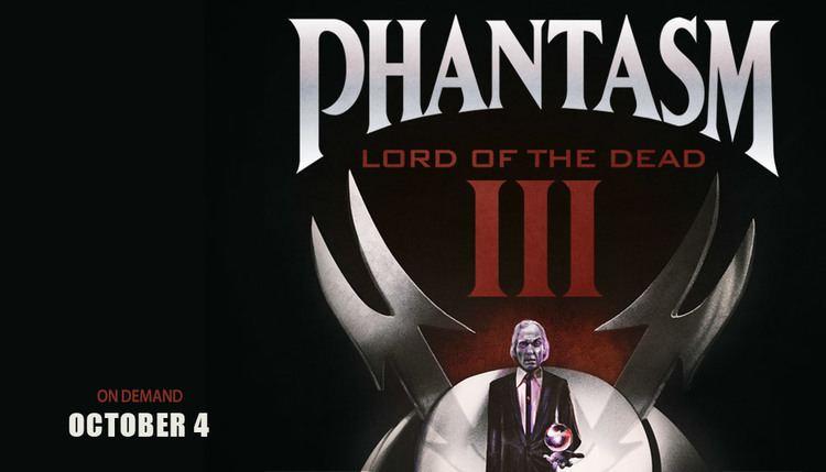 Phantasm III: Lord of the Dead Phantasm III Lord of the Dead Well Go USA Entertainment