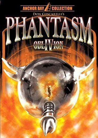 Phantasm IV: Oblivion Amazoncom Phantasm IV Oblivion A Michael Baldwin Reggie