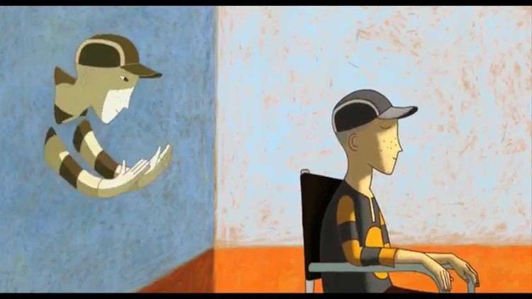 Phantom Boy Phantom Boy 2015 Trailer English YouTube