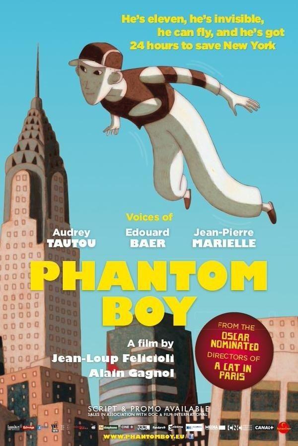 Phantom Boy Phantom Boy Rio Theatre