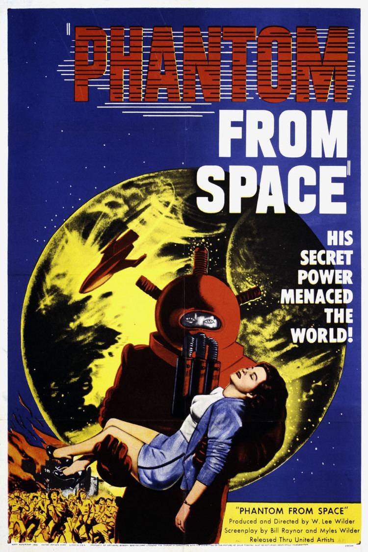 Phantom from Space wwwgstaticcomtvthumbmovieposters39043p39043