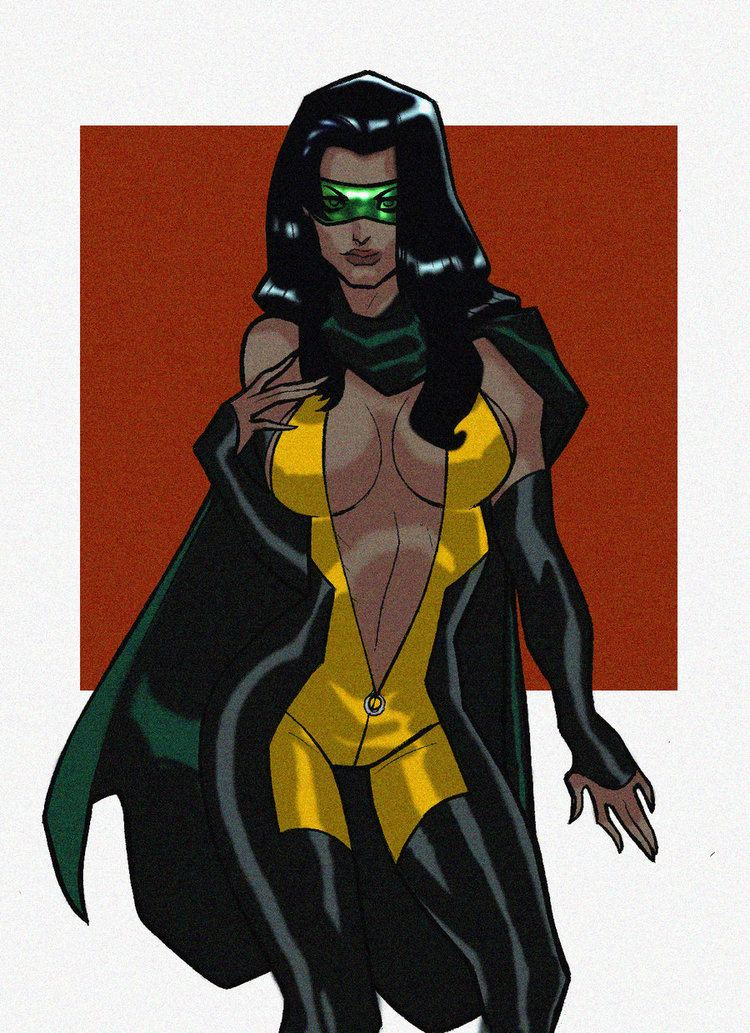 Phantom Lady phantom lady by CHUBETO on DeviantArt