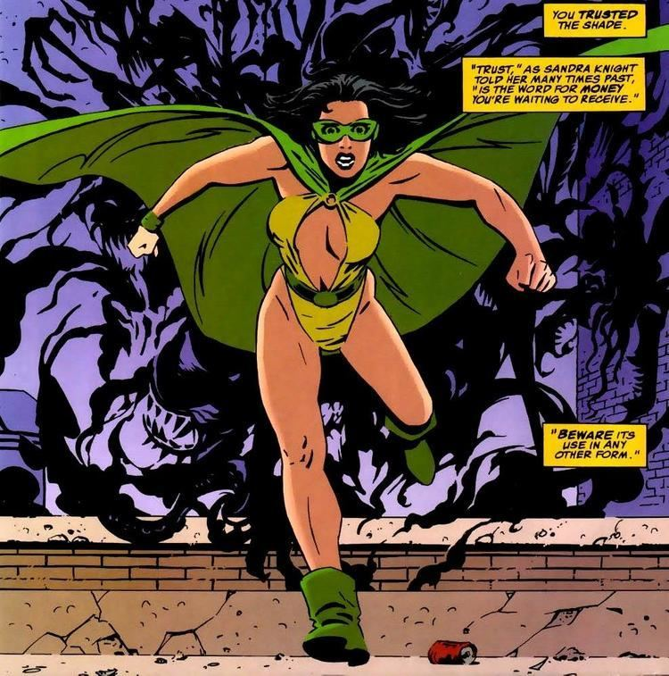 Phantom Lady Character Spotlight Phantom Lady ComicAttack