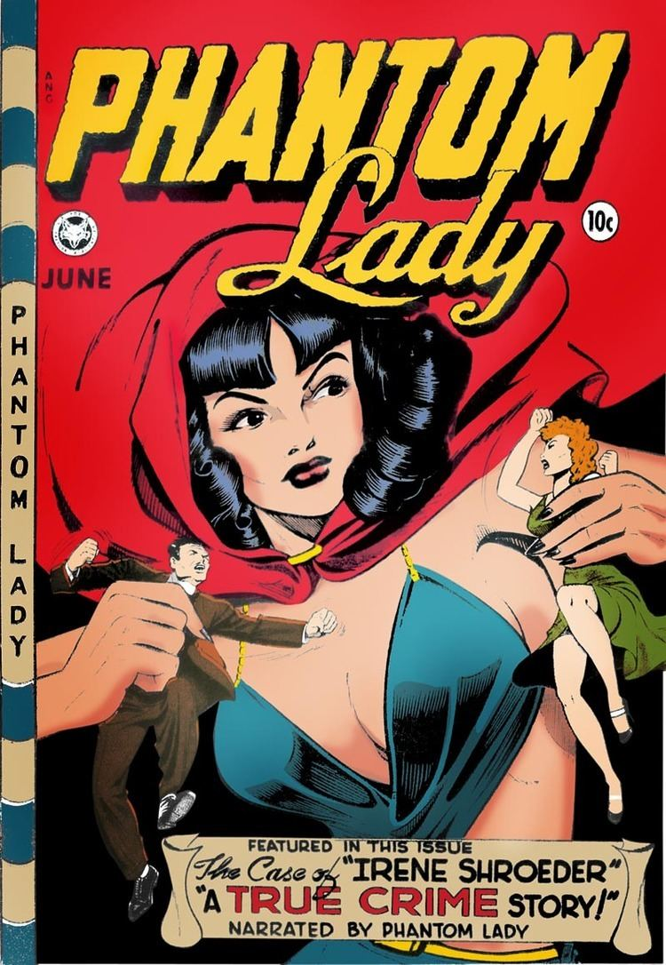 Phantom Lady Phantom Lady