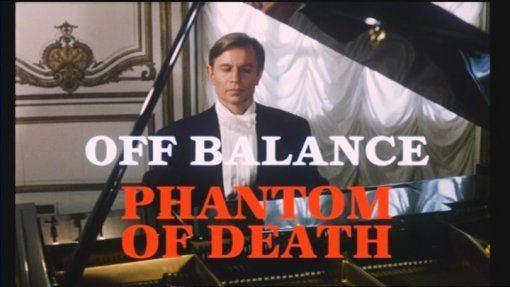 Phantom of Death Phantom of Death 1988 DVD review at Mondo Esoterica