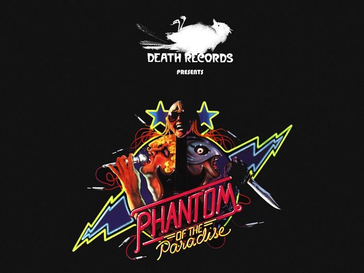 Phantom of the Paradise movie scenes Phantom of the Paradise soundtrack
