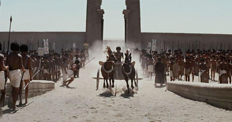 Pharaoh (film) Pharaoh 1966Jerzy Kawalerowicz Martin Scorsese Presents