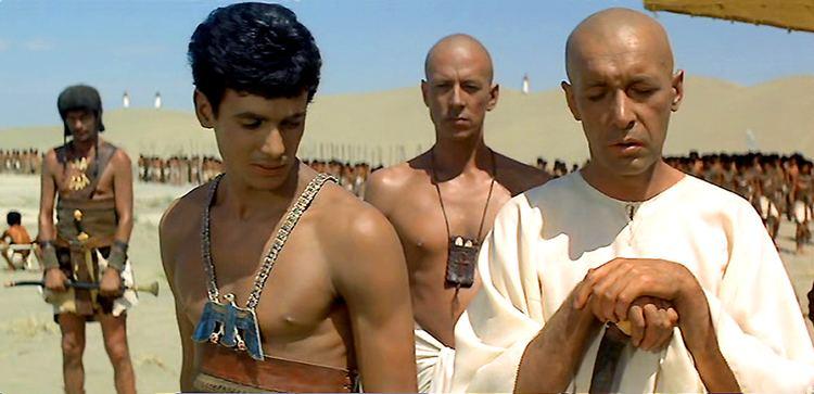 Pharaoh (film) World Cinema Review Jerzy Kawalerowicz Faraon Pharaoh