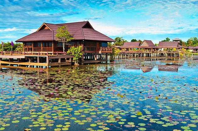 Phatthalung Province Tourist places in Phatthalung Province