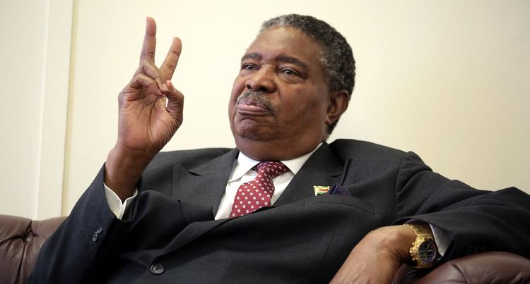 Phelekezela Mphoko Politburo begs Mugabe to act The Financial Gazette
