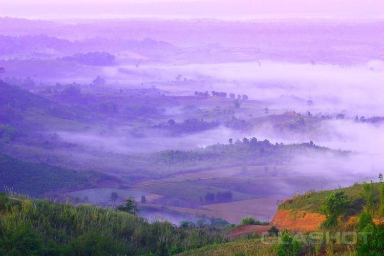 Phetchabun Province Beautiful Landscapes of Phetchabun Province