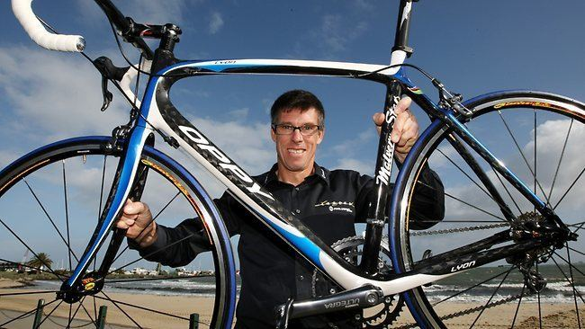 Phil Anderson (cyclist) Aussie legend Phil Anderson on cycling Lance Armstrong