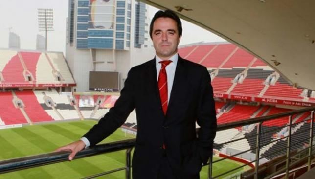 Phil Anderton Al Jazira CEO Phil Anderton outlines his vision for the UAE