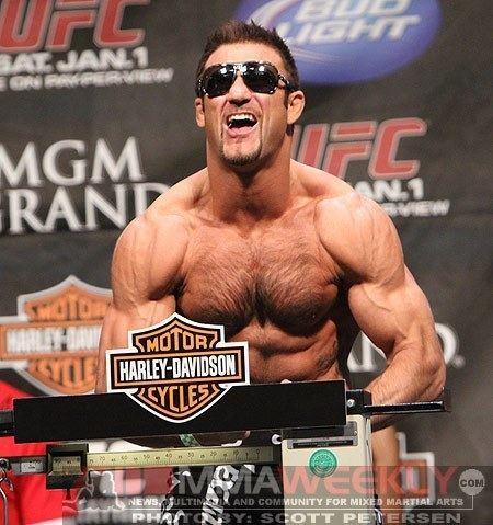 Phil Baroni Phil Baroni Makes Bellator Debut Against Karo Parisyan at